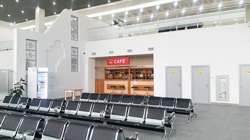 Возможности терминала