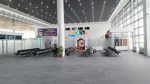 Оснащение терминала