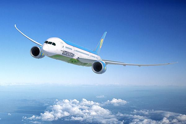 Открыта продажа авиабилетов из Москвы, Санкт-Петербурга и Ростова-на-Дону в Ташкент