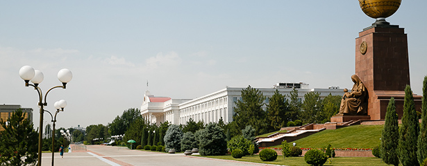 Москва — Ташкент