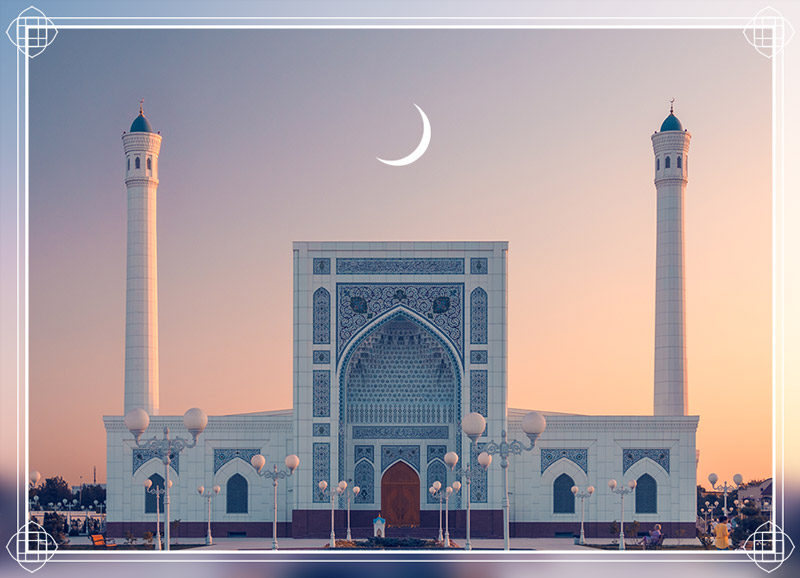 Muborak Ramazon!