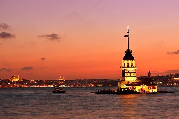 Больше рейсов в из Узбекистана в Стамбул